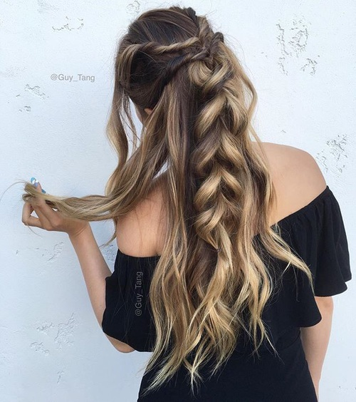 peinados intercambiar