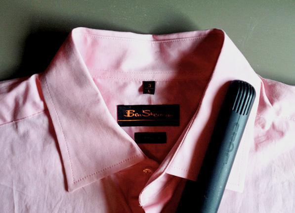 planchar camisa