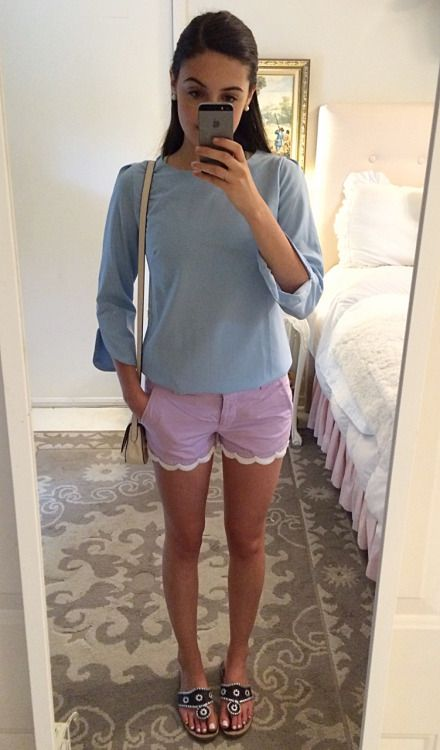 preppy outfits