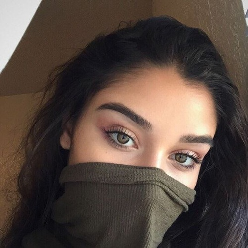 pretty eyebrow