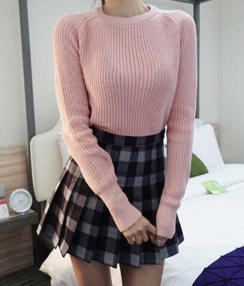 rosa-sueter-cute