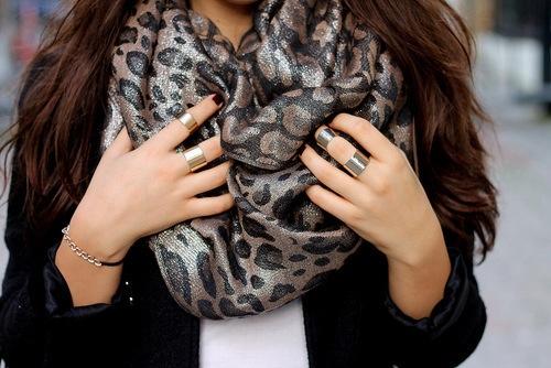 serpiente bufanda