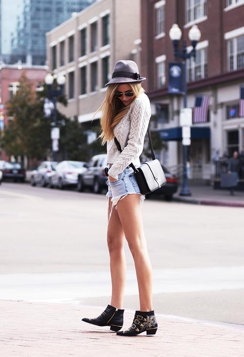 sombrero y botas