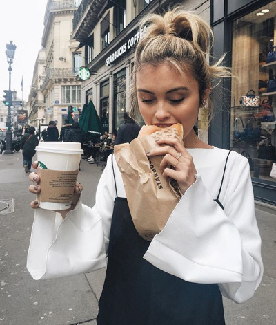 starbucks girl