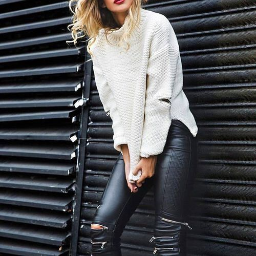 sueter outfit