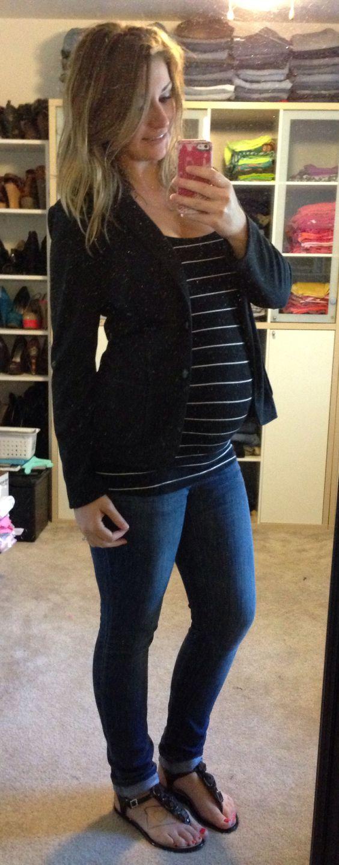 tight -pregnant