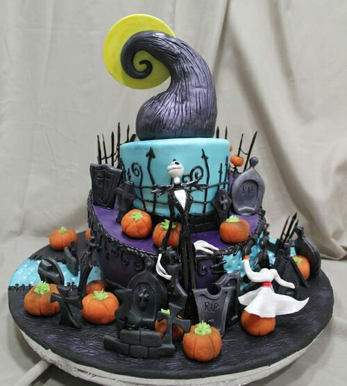 tim burton pastel nightmare