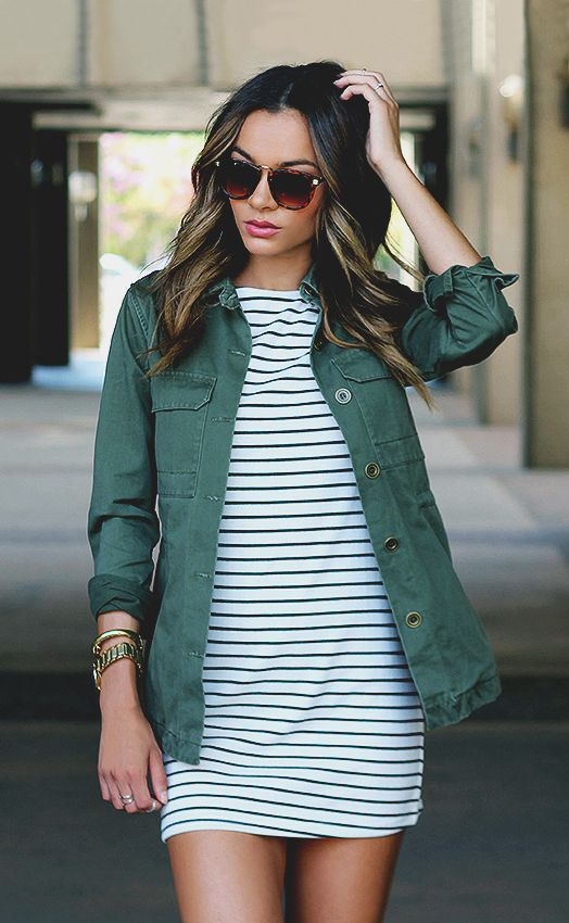 vestido -chamarra