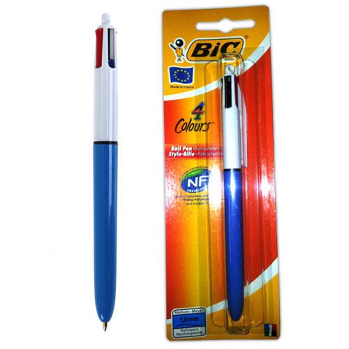 4-Colour-Ball-Point-Pen