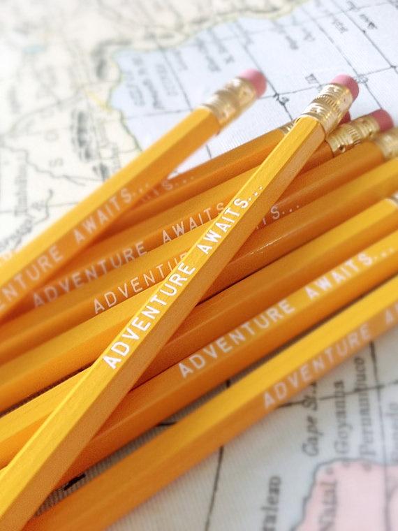 adventure pencil