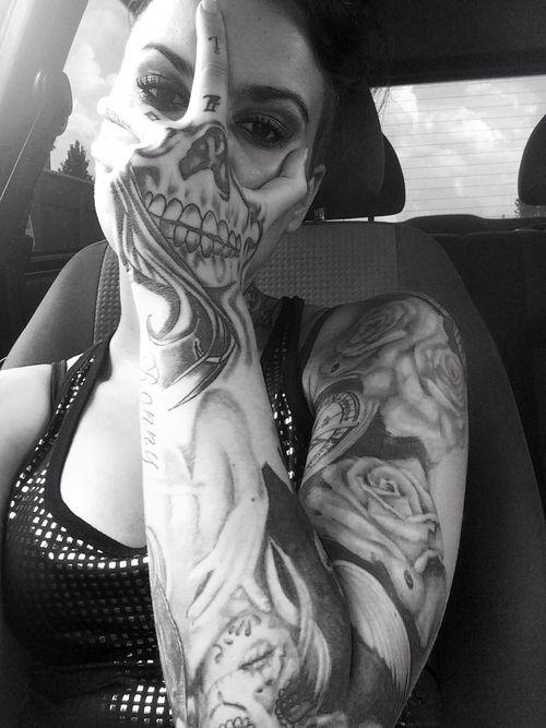 badass tatuaje