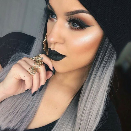 blacklips silver hir