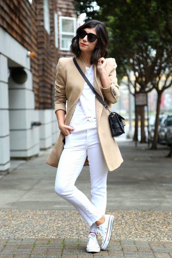 blanco abrigo