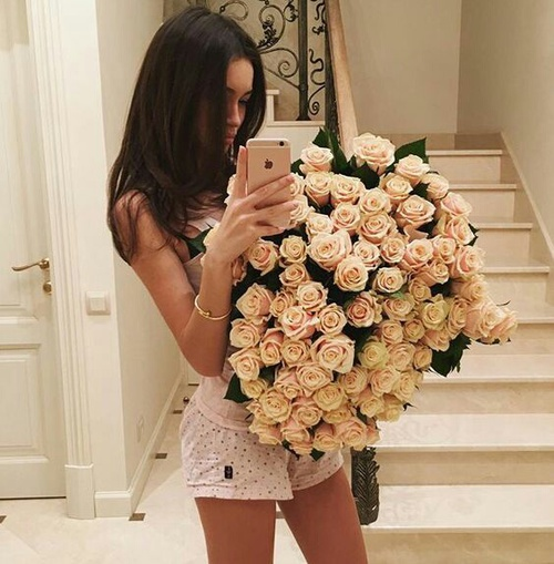bouquet gigante
