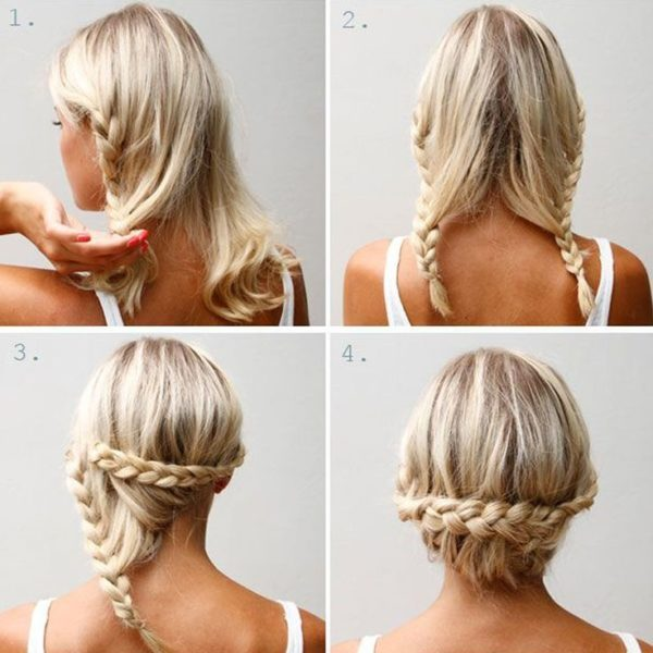 braid- up