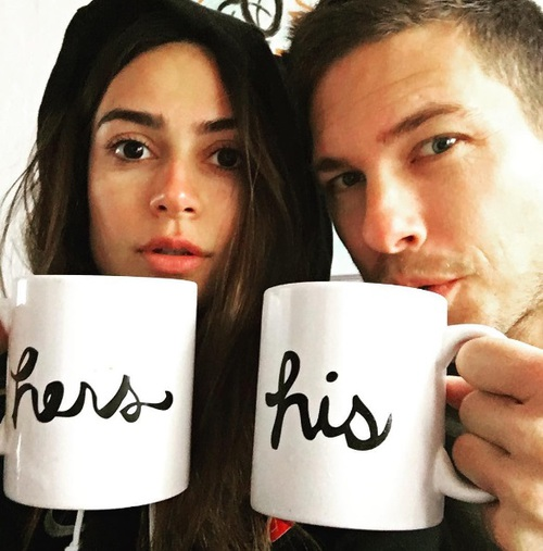cafe en pareja