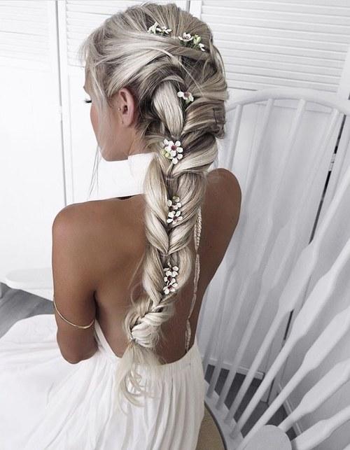 decoracion cabello