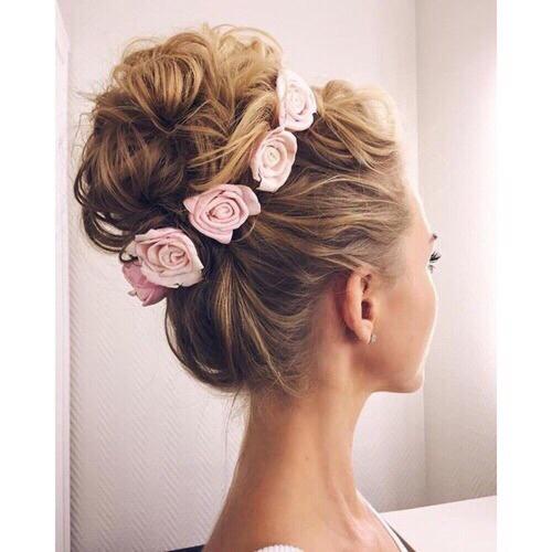 decoracion peinados