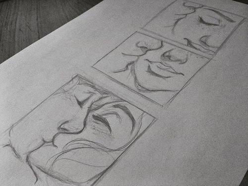 dibujo amor