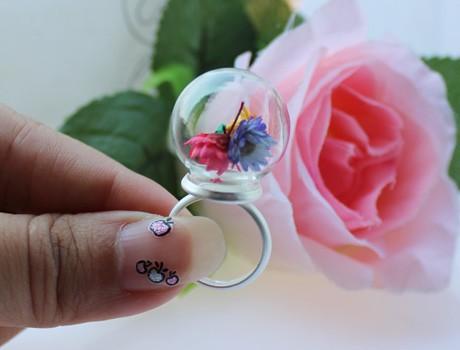 flores anillo