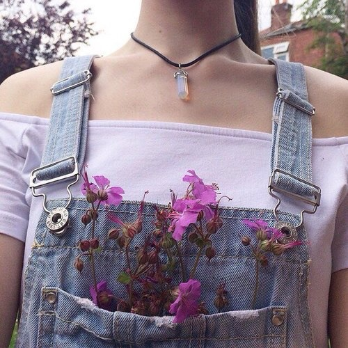 flores overol