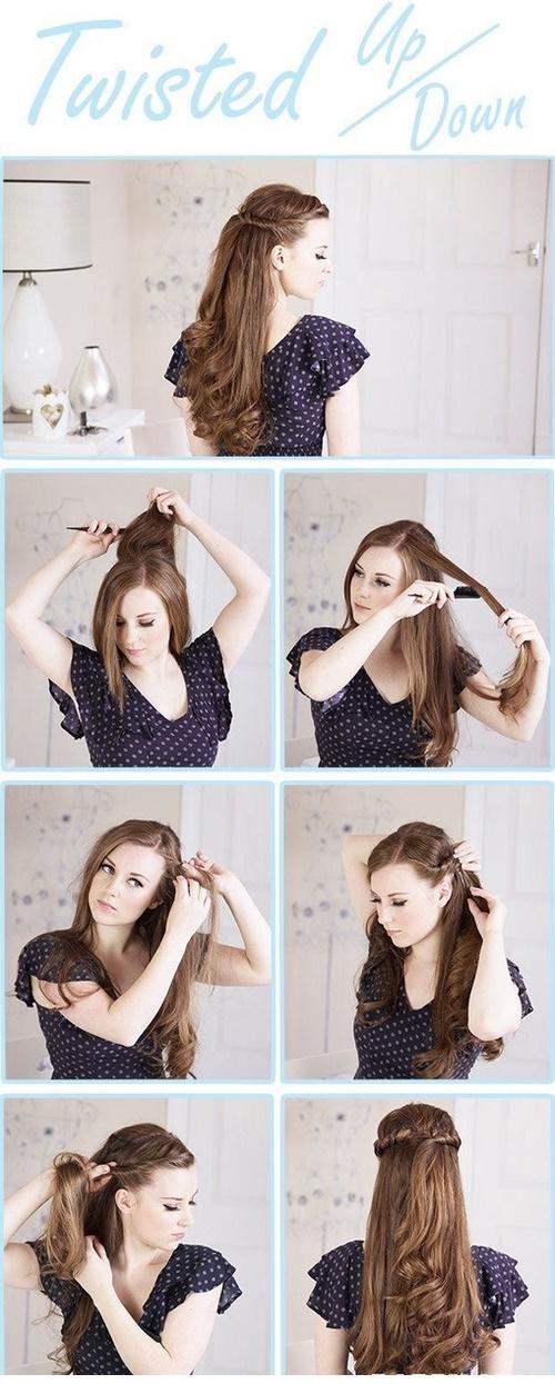 glam -hair