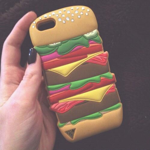 hamburguesa funda