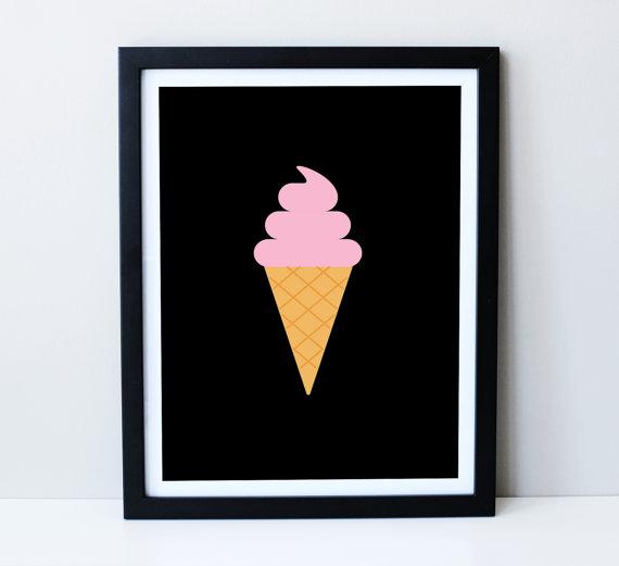 helado cuadro