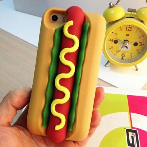 hot dog case