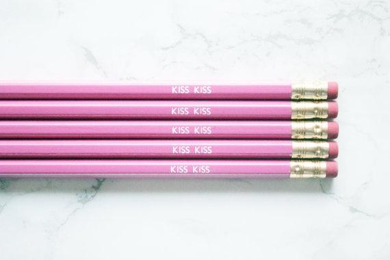 kiss pencils