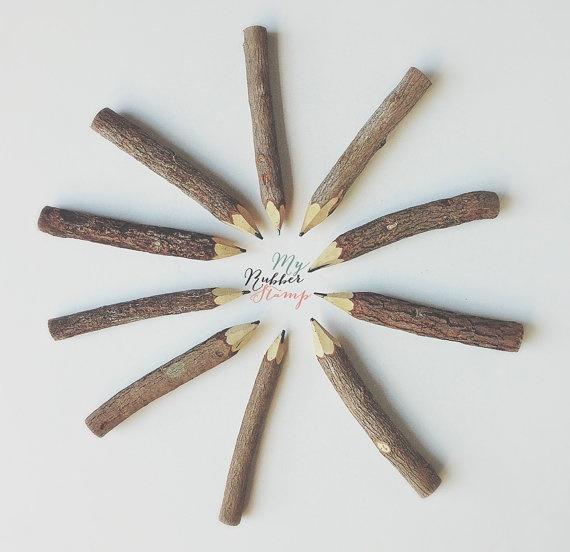 lapices tronco