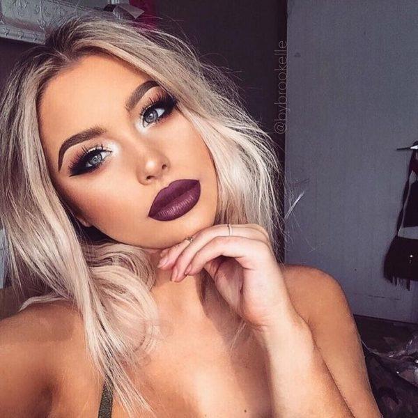 maquillaje hermoso