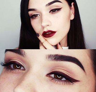 maquillaje perfecto cejas