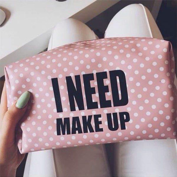necesito maquillaje