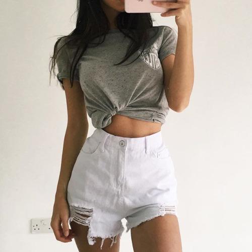 pantalones altos