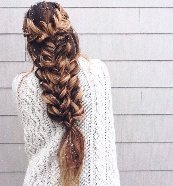 peinado para princesas