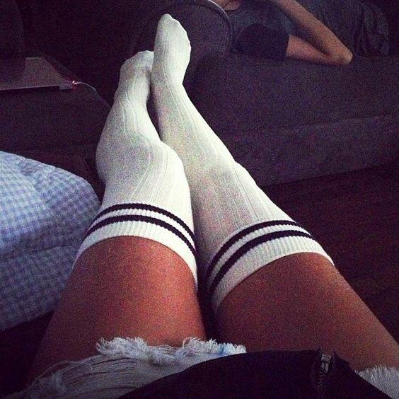 piernas desde arriba