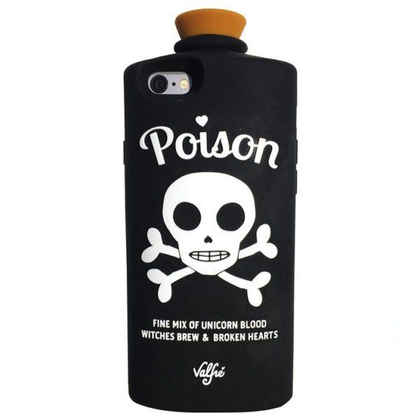 poison black
