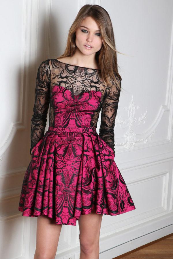 quinces vestido chica