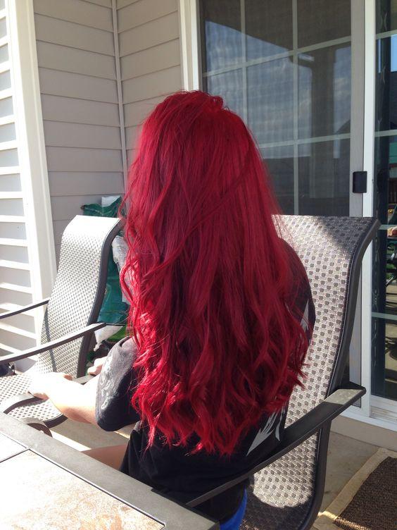 raspberry peinado