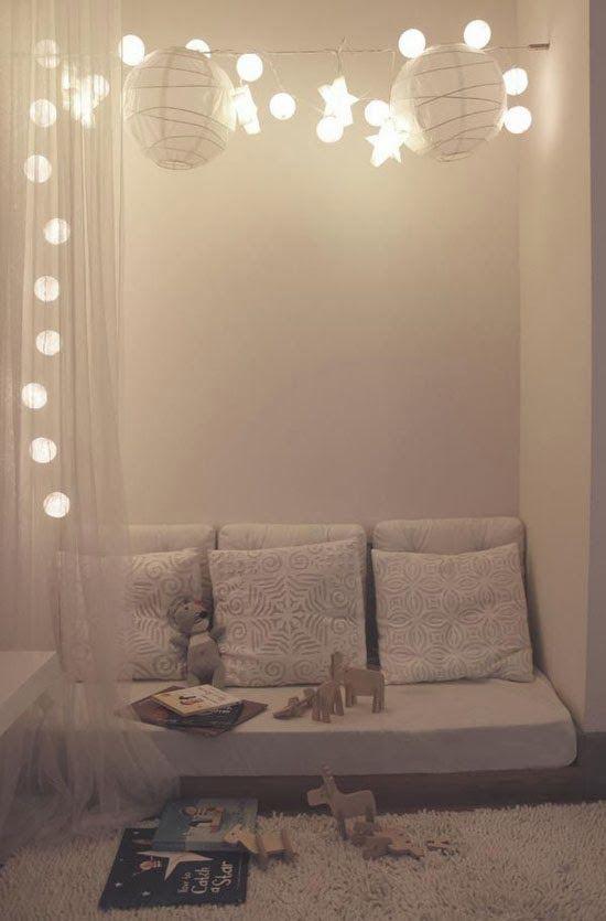 rinconcito habitacion con alfombra
