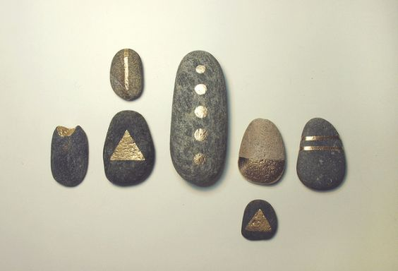 rockas pintadas
