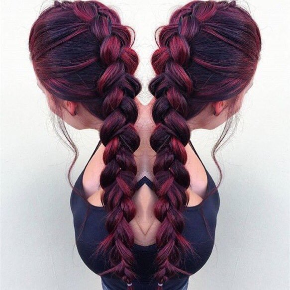 rojo cabellera