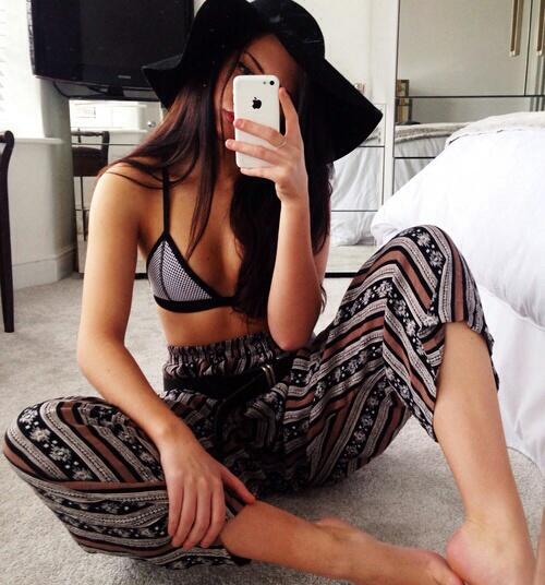 selfie cinturas