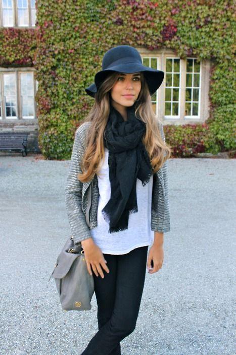 sombrero parisino