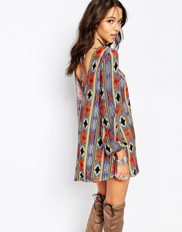 vestido coratdo