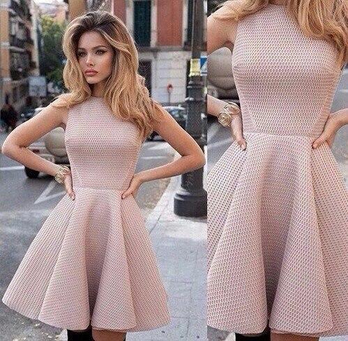 vestidos no iglesia rosa