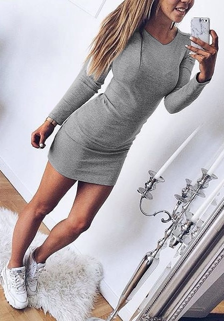 air max chica outfit