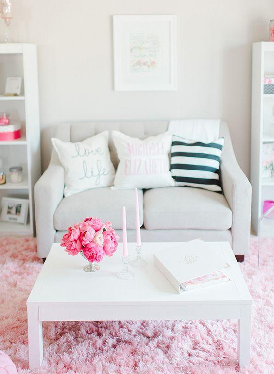 13 ideas para decorar tu depa cuando te vayas a vivir sola. Black Bedroom Furniture Sets. Home Design Ideas