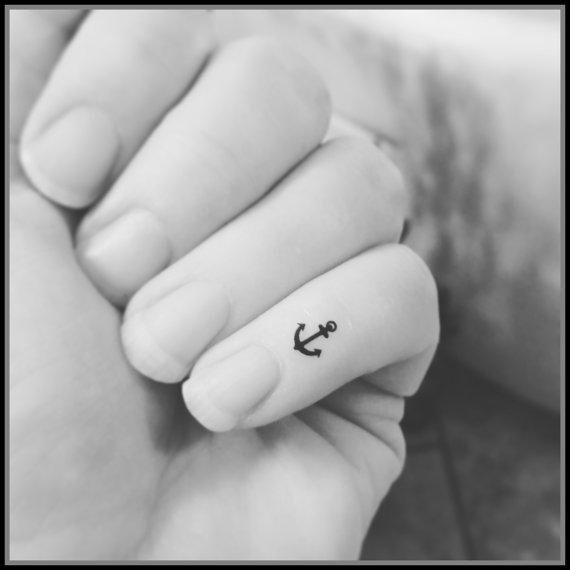 ancla tatuaje